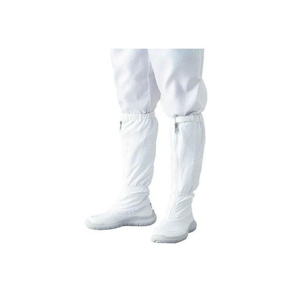 (作業靴 安全靴 保護靴)ADCLEAN シューズ ロングタイプ 25.0cm  G7730-1-25.0
