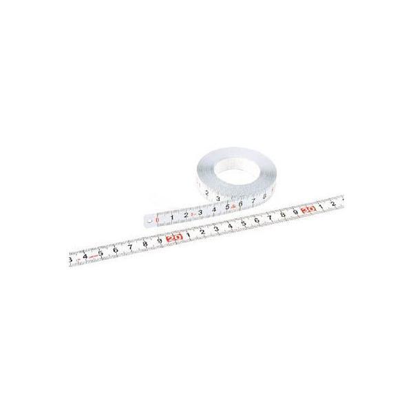 (定規 ものさし 直尺)ムラテックKDS ステンレスセッティングメジャー10巾2m  SST10-02BP