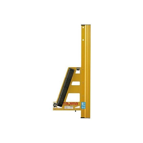 (直尺 定規 ものさし)タジマ 丸鋸ガイド L600  MRG-L600