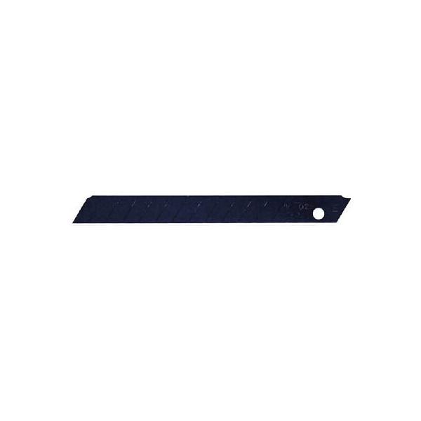 (カッターナイフ)NT エヌティー 替え刃黒刃 0.25  BA-52P