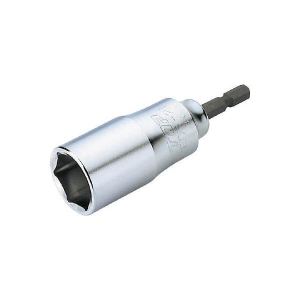 (ソケットビット 電動工具用)TOP工業 トップ工業 電動ドリル用コンパクトソケット 26mm  EDS-26C
