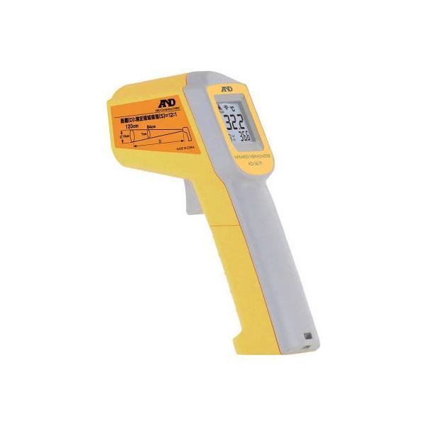 (温度計 湿度計)A&D 放射温度計(レーザーマーカーつき)AD5619