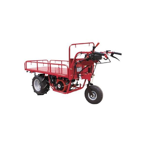 直送品 代引不可 (農業用運搬車)CANYCOM 歩行型ホイール運搬車こまわりくん( 250kg積載)EK404MF