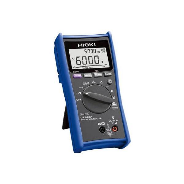 (マルチメーター)HIOKI デジタルマルチメータ DT4221 DT4221