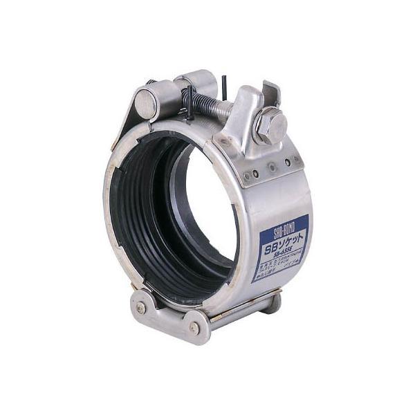 (配管補修用品)ショーボンドカップリング SBソケット Sタイプ 100A 水・温水用  SB-100SE