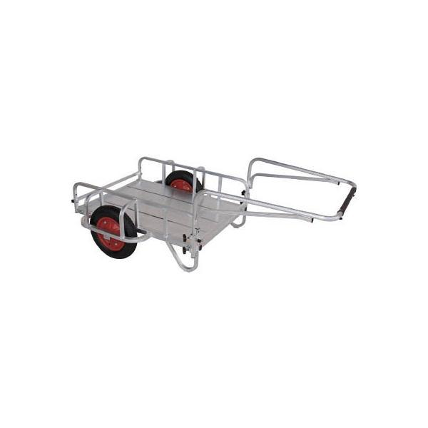 直送品 代引き不可(一輪車・リヤカー)HARAX 輪太郎  BS-1068