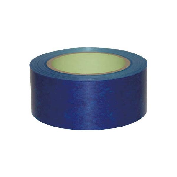 (ストレッチフィルム)TRUSCO ストレッチフィルム 厚みμ20X幅50mmX長さ300m 青  TSF-20-50B