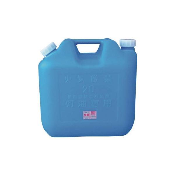 (ポリ缶)コダマ 灯油缶KT018 青  KT-018-BLUE