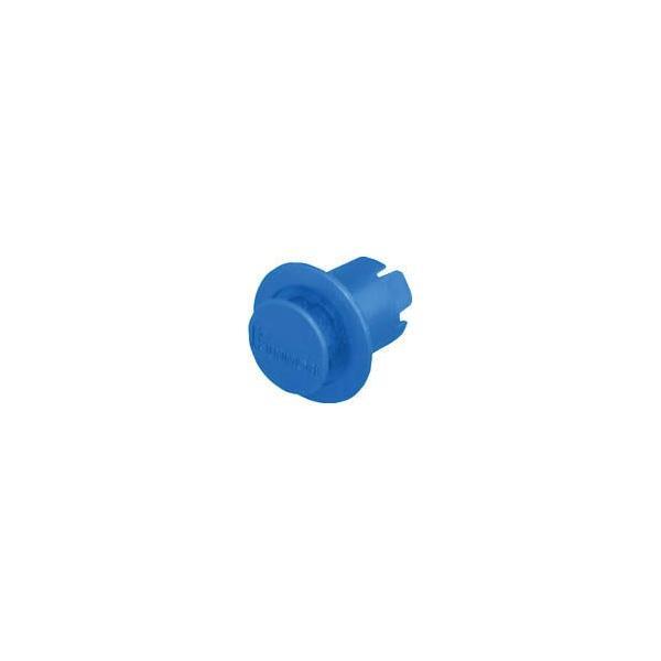 (ハトメ・ハトメパンチ)KUNIMORI パンロック φ10×L8 青  63138-1008-BL