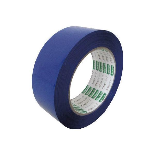 (梱包用テープ)オカモト OPPテープ NO333Cカラー 青 38ミリ 333C38B