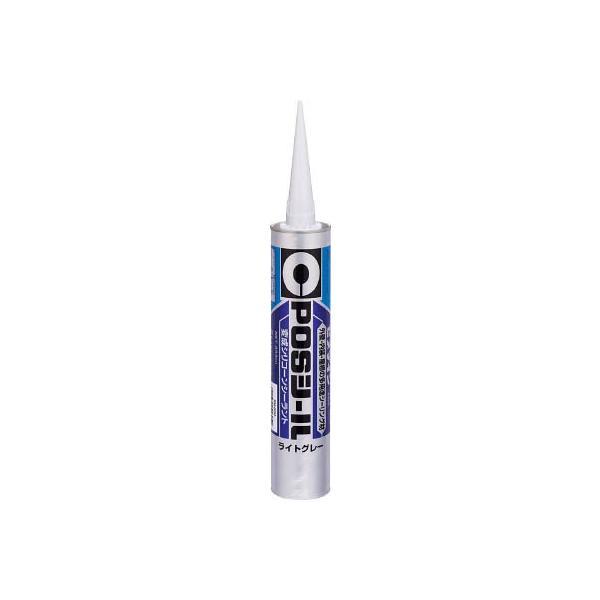 (建築用シーリング剤)セメダイン POSシール ライトグレー333ml  SM-660