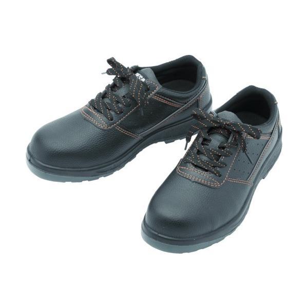 (プロテクティブスニーカー)ミドリ安全 先芯入り作業靴 DSF−01 DSF0125.5
