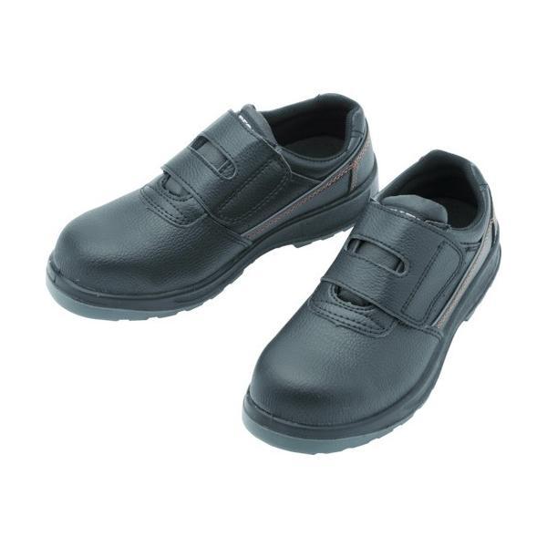 (プロテクティブスニーカー)ミドリ安全 先芯入り作業靴 マジックタイプ DSF−02 DSF0225.5