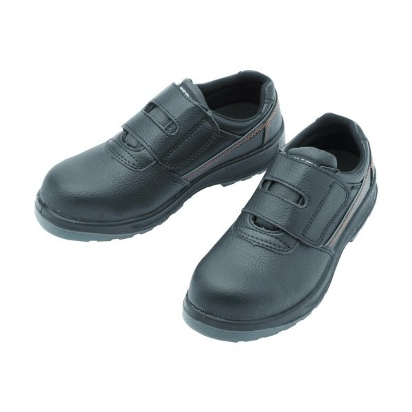 (プロテクティブスニーカー)ミドリ安全 先芯入り作業靴 マジックタイプ DSF−02 DSF0227.5