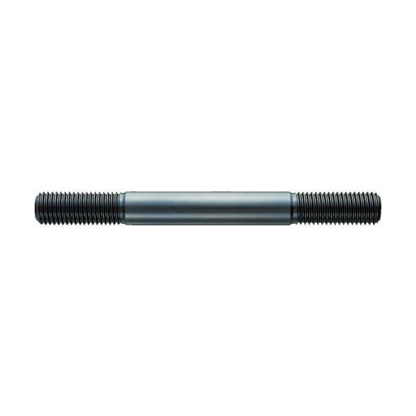 (スタッドボルト)TRUSCO スタットボルト ネジ M16 全長 80ミリ TSBM1680