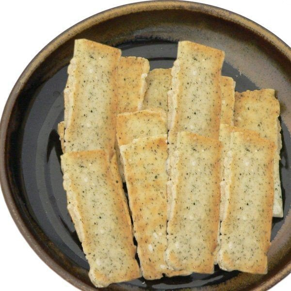 自然の味そのまんま 玄米おかき(素焼き)[75g]