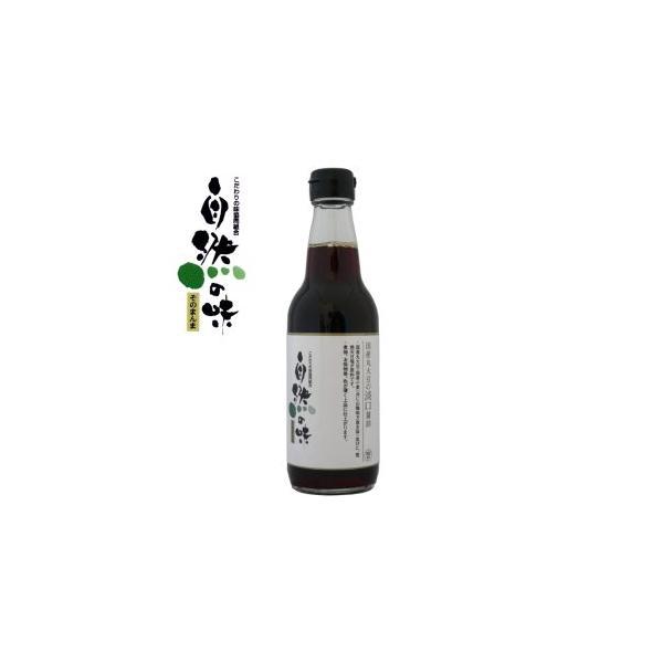 自然の味そのまんま 国産丸大豆の淡口醤油[360ml]