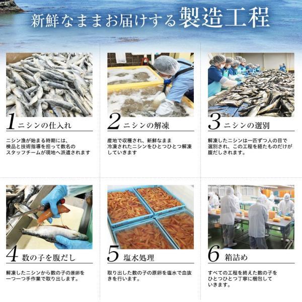 選べる味付け数の子 160g 加藤水産 本ちゃん お取り寄せ グルメ uoko-ec 09
