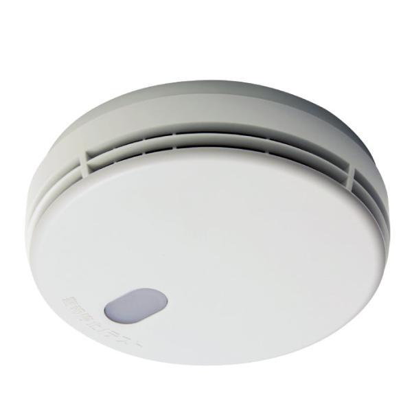 MAX マックス株式会社 住宅用火災警報器(火無安全) KK-DS28-10 煙式<光電式・2種>音声警報式(φ99mm) JQ