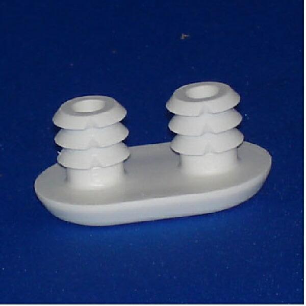 ゆうパケット対応可TOTOトイレ部品・補修品一体型便器・大便器便座クッション TCM3419 D42128の後継品番 新品