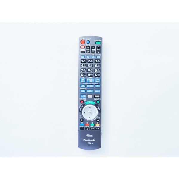 ゆうパケット対応可パナソニックPanasonicブルーレイ・DVDプレーヤー・レコーダーリモコン TZT2Q010920 N2Q