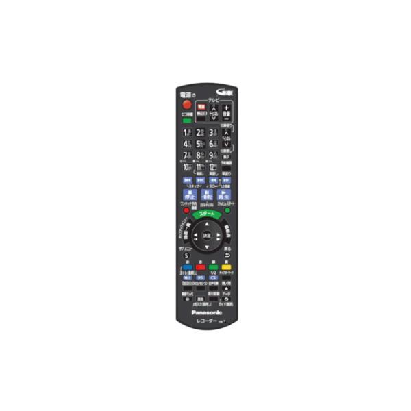 パナソニックPanasonicブルーレイ・DVDプレーヤー・レコーダーリモコンTZT2Q011218N2QAYB000697N2