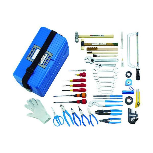HOZAN 工具セット メンテナンスセット48点 S-51