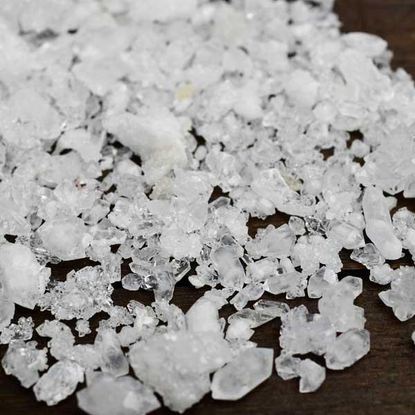 ダブルポイント 両剣水晶 ミニ結晶 詰合せ(約100g)(モロッコ産)ダブルターミネイテッド|水晶|原石|さざれ|結晶|詰め合わせ||up-stone