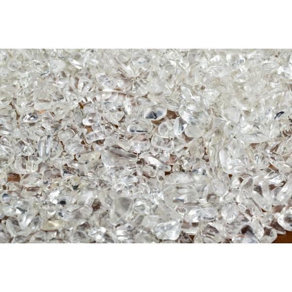 ヒマラヤ水晶 さざれ(インド産)(1kg2180円) ヒマラヤ水晶さざれ 水晶 さざれ|up-stone|02