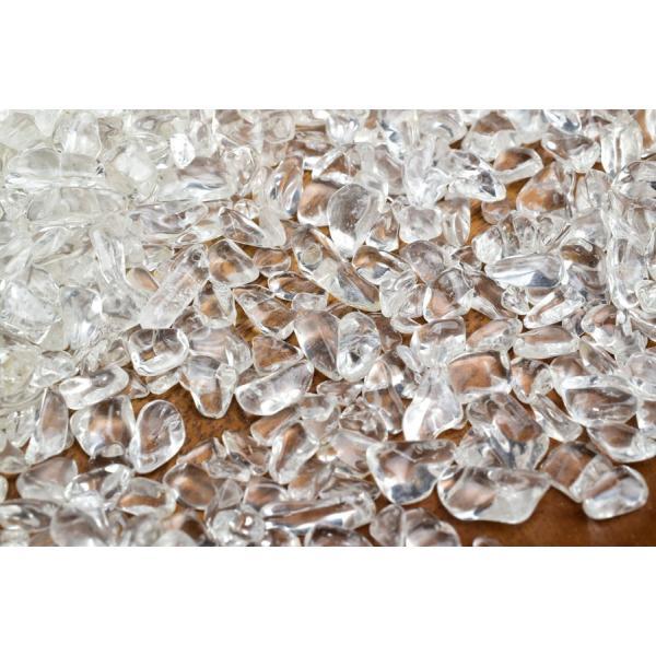 ヒマラヤ水晶 さざれ(インド産)(1kg2180円) ヒマラヤ水晶さざれ 水晶 さざれ|up-stone|03