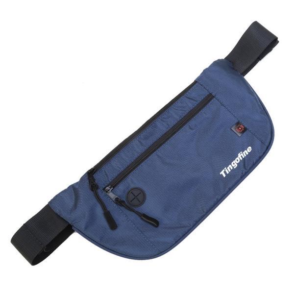 セキュリティーポーチ ランニングポーチ スキミング防止 パスポート 海外旅行 旅行用品 RFID ウエストポーチ upastorm 09