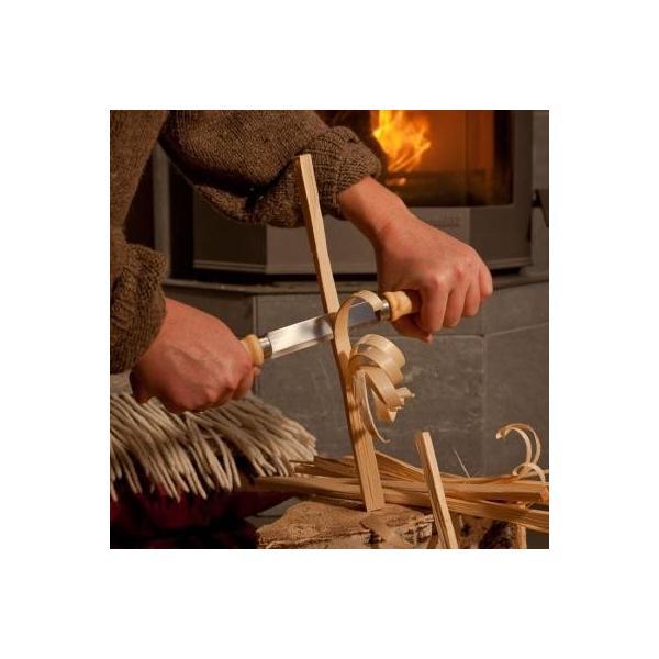 Morakniv Classic wood splitting knife 220 モーラナイフ クラシック ウッド スプリッティング 220|upi-outdoorproducts|02