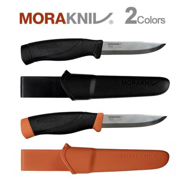 Morakniv Companion Heavy Duty Stainless モーラナイフ コンパニオン ヘビーデューティ ステンレス|upi-outdoorproducts