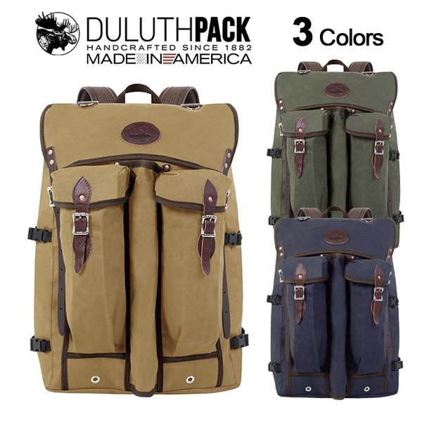 Duluth Pack Bushcrafter ダルースパック ブッシュクラフター|upi-outdoorproducts
