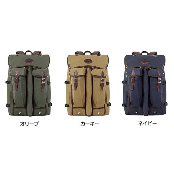 Duluth Pack Bushcrafter ダルースパック ブッシュクラフター|upi-outdoorproducts|07