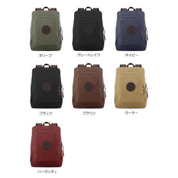 Duluth Pack Medium Standard Daypack ダルースパック ミディアム スタンダード デイパック|upi-outdoorproducts|05