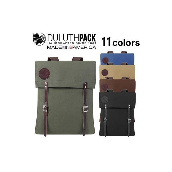 【NEW】Duluth Pack #51 Utility - 34L ダルースパック #51 ユーティリティ 34L|upi-outdoorproducts