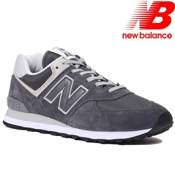 acheter en ligne d6760 a617f ニューバランス スニーカー NEWBALANCE シューズ NB ML574 EPH 70246703 GRAY