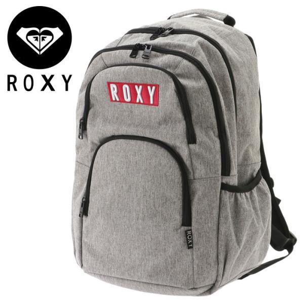 86153d8c60f ROXY リュック バックパック デイパック ロキシー バッグ グレー 25L ROXY RBG191304の画像