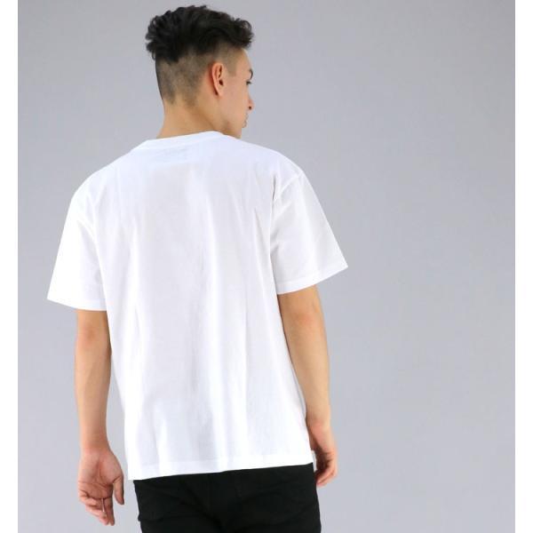 「メール便対応」バンズ Tシャツ VANS 半袖Tシャツ VA18SS-MT14 ロゴT ヒョウ柄ロゴ upsports 04