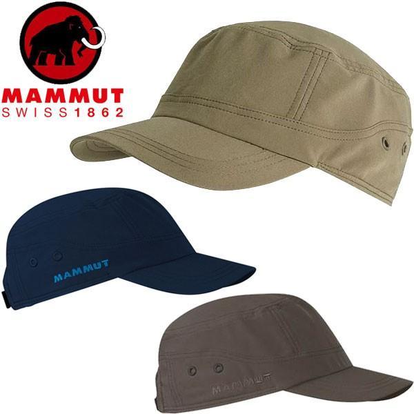 free shipping to buy great look ◆◆ <マムート> 【MAMMUT】 Pokiok Soft Shell Cap Men アウトドア 登山 キャップ 帽子 メンズ 1090-04270