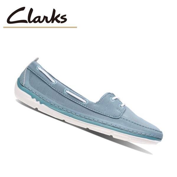 ◆◆ <クラークス> CLARKS STEP MARO SAND 26132656 (Blue Grey) Clarks レディース カジュアルシューズ(26132656-clk1)