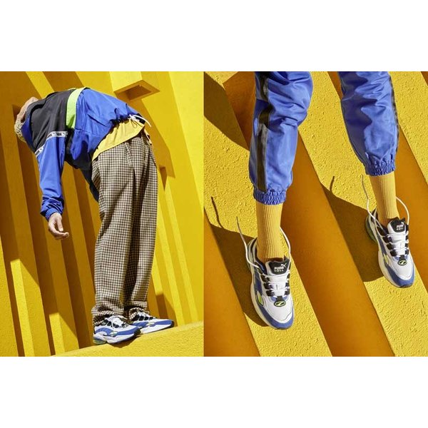 PUMA プーマ セル ヴェノム ホワイト ブルー マルチカラー 369354-01 uptowndeluxe 07