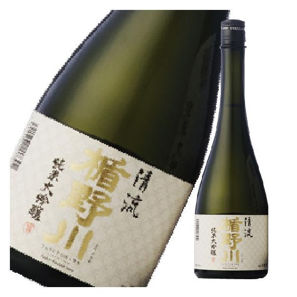 楯野川 純米大吟醸 清流720ml 山形県 日本酒 urakawa-2020