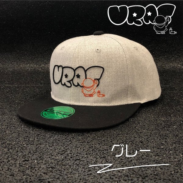 キャップ スプレーモンキー 帽子 ストレート スナップバック ベースボールキャップ かわいい 猿 URAS|uras|03