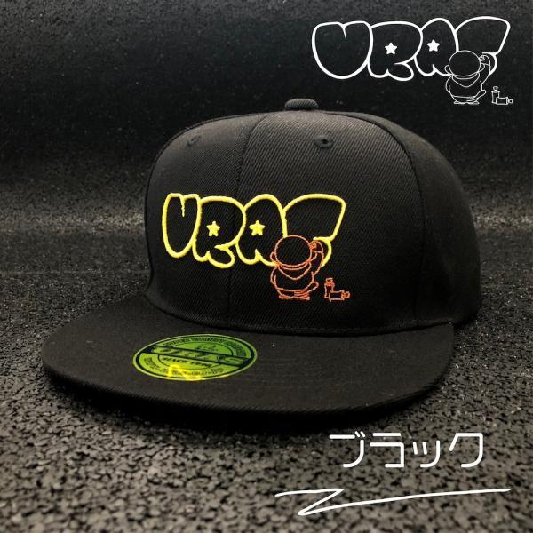 キャップ スプレーモンキー 帽子 ストレート スナップバック ベースボールキャップ かわいい 猿 URAS|uras|04