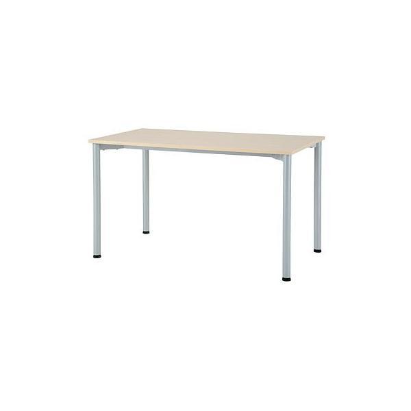 ミーティングテーブル 幅1200×奥行600mm×高700 UO4-F126|ureshii-office|02