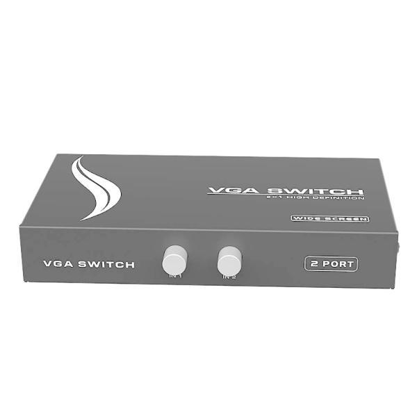 ES-Tune VGA切替器 MINI型 1080pまで全解像度対応 15-2CH