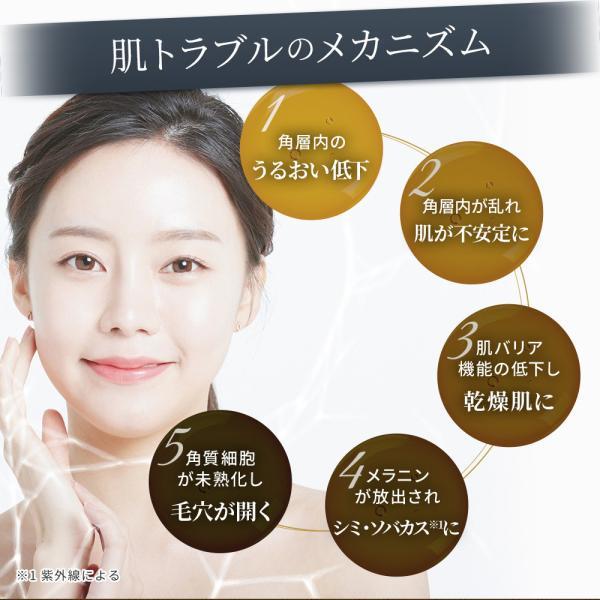 オールインワンジェル EGF プラセンタ配合 UFジェル 100g|uruoi-factor|03