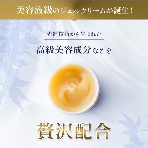 オールインワンジェル EGF プラセンタ配合 UFジェル 100g|uruoi-factor|04